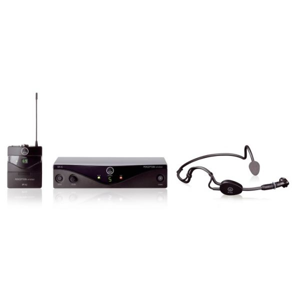 Perception Wireless Sport Set - Band D High-performance wireless microphone system