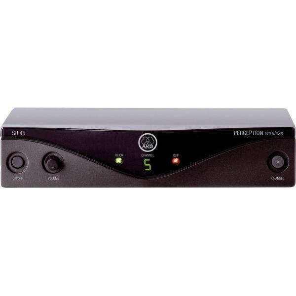 SR45 - Band D High-performance wireless receiver