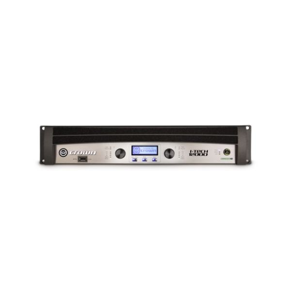 Crown IT12000-HD Power Amplifier