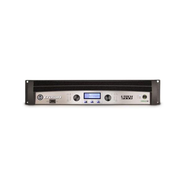 Crown IT5000-HD Power Amplifier