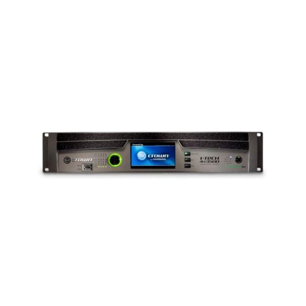 Crown IT4x3500-HD (Binding Post) Power Amplifier
