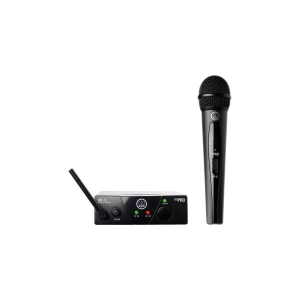 WMS40 MINI Vocal Set - ISM2 Wireless microphone system