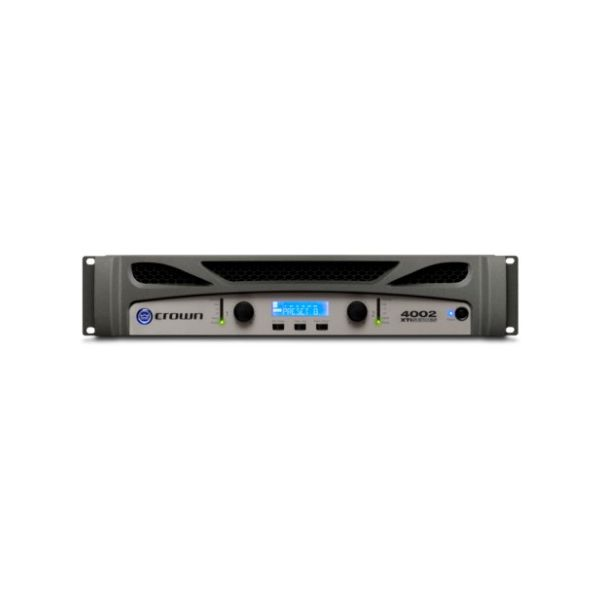 Crown XTi4002 Two-channel Power Amplifier