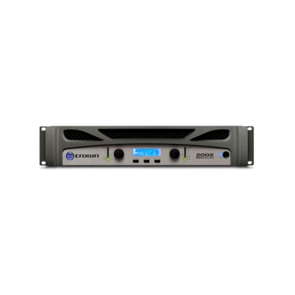 Crown XTi2002 Two-channel Power Amplifier