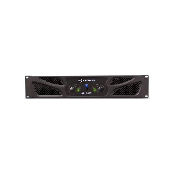 Crown XLi2500 Two-channel Power Amplifier