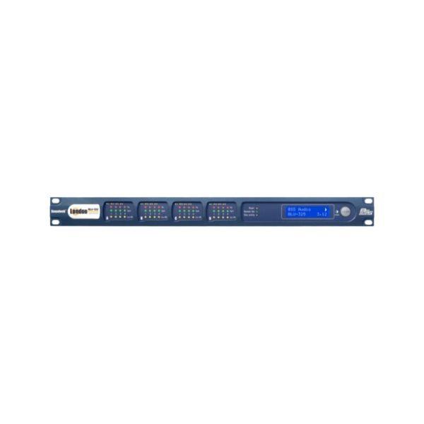 BLU-325 I/O Expander with Digital Audio Bus and AVB