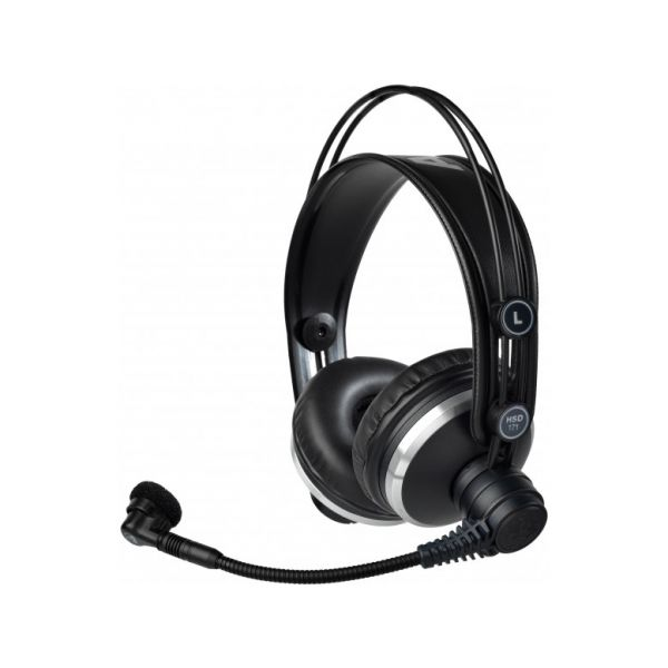 HSD 171 mkII Professional headset with dynamic microphone
