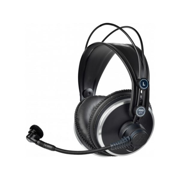 HSD 271 mkII Professional headset with dynamic microphone