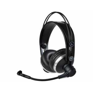 HSC 171 mkII Professional headset with condenser microphone