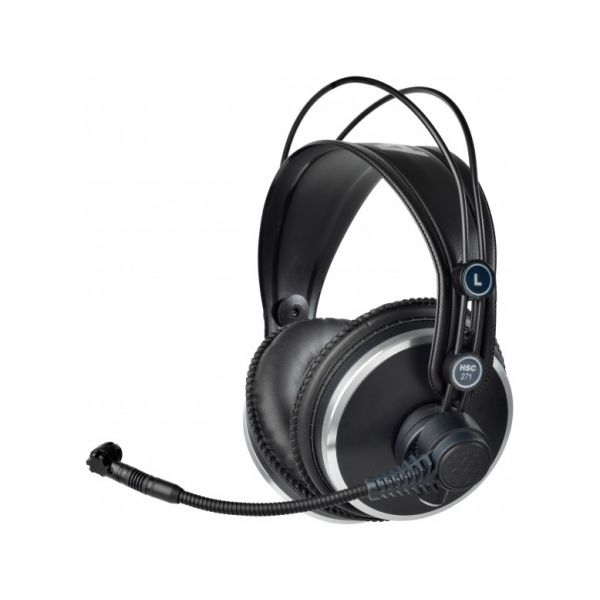 HSC 271 mkII Professional headset with condenser microphone