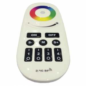 Smart Wireless Remote RGBW RF-Wifi Multi Zone Remote Control