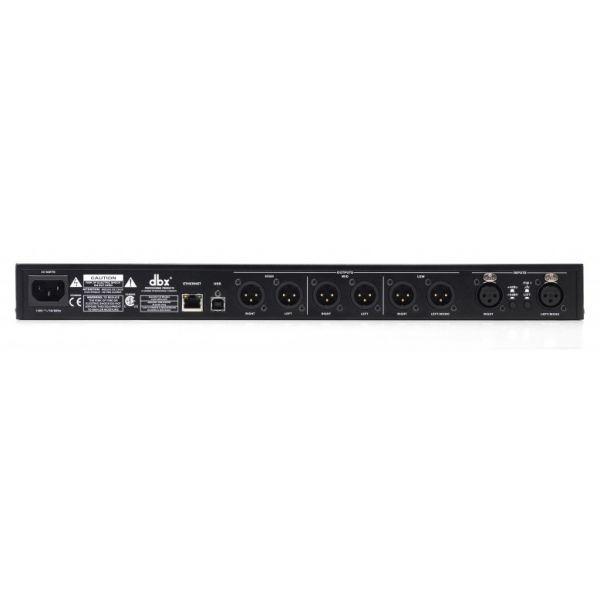 dbx DriveRack PA2 Complete Loudspeaker Management System