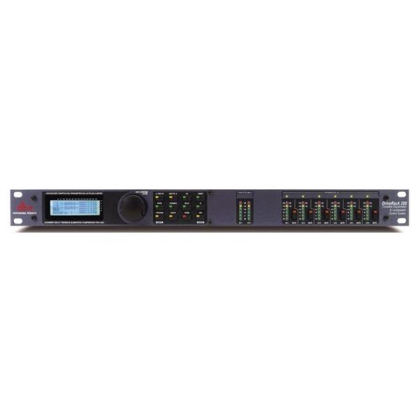 dbx DriveRack 260 Loudspeaker Management System