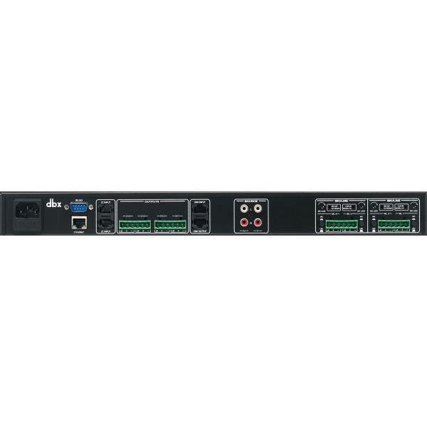 dbx ZonePro 640M 6x4 Digital Zone Processor