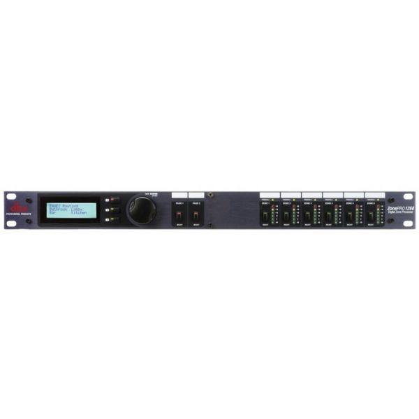 dbx ZonePro 1260 12x6 Digital Zone Processor