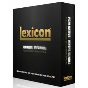 Lexicon Pro PCM Native Reverb Plug-in Bundle