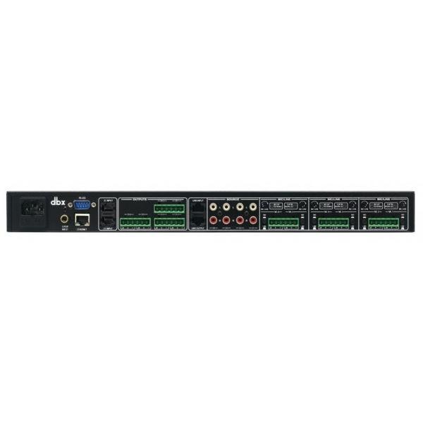 dbx ZonePro 1261 12x6 Digital Zone Processor