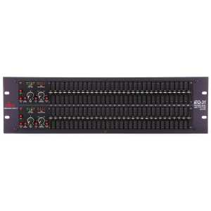 dbx iEQ31 Dual 31-Band Graphic EQ/Limiter with Type V NR and AFS