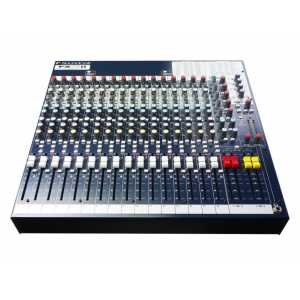 Soundcraft LX7ii-16
