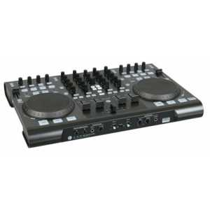 DAP CORE Kontrol D4i 4 Channel Midi controller with 2 analogue inputs