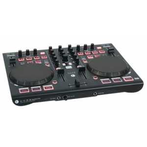 DAP CORE Kontrol D1 2 Deck Midi Cntroller with audio interface