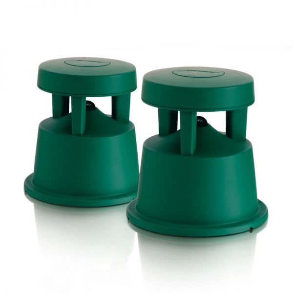 FreeSpace 51 Environmental Loudspeaker - Pair - Green