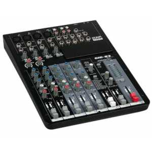 DAP GIG-83CFX 8 Channel live mixer incl. dynamics & DSP