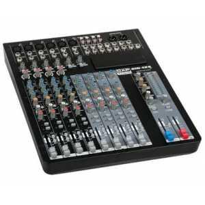 DAP GIG-124C 12 Channel live mixer incl. dynamics