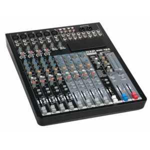 DAP GIG-124CFX 12 Channel live mixer incl. dynamics & DSP
