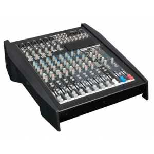 DAP GIG-1000CFX 12 Channel live mixer incl. dynamics, DSP and 1000W Amplifier