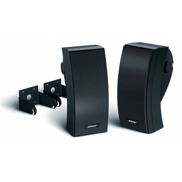 FreeSpace 251 Environmental Loudspeaker - Pair - Black