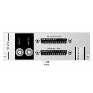 Soundcraft Vi Local Rack - TDIF card - RS2564SP