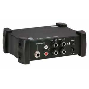 DAP AMP-104 4 Channel Headphone Amplifier