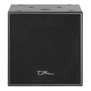 "OHM TRS-118 - 1 x 18"" Driver, Front Facing Reflex Loaded Subwoofer, 8 Ohm"