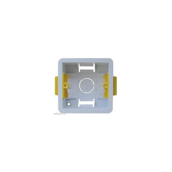 BB1-PR Pack of 5, 35mm deep Drywall back box for Dado-1G panels