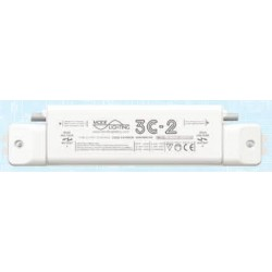 Mode 3C-210-090-C-230-RD Cold Cathode Convertor (2 x 1.0kV, 90mA, Dimmable, 230 Volt Input with HT cables)