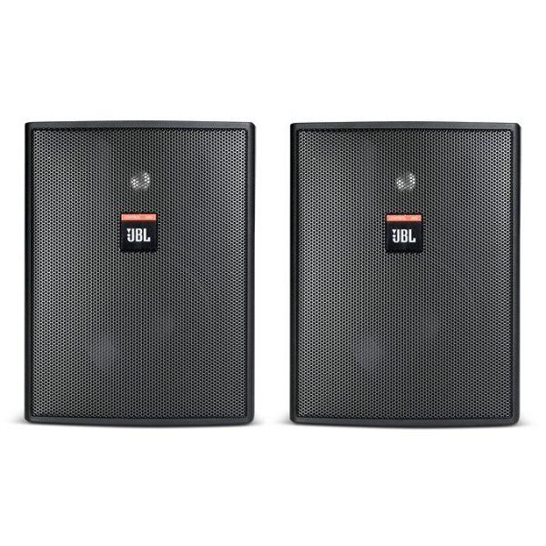 JBL Control 25AV Black Pair