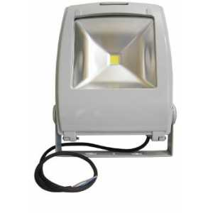 50W LED Outdoor Flood Light Flood IP65 PF 0.9 100-265V 1pcs x 50W High Power LEDs up to 3800lm