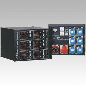 OHM - 63A Cee Form Power Distribution Panel