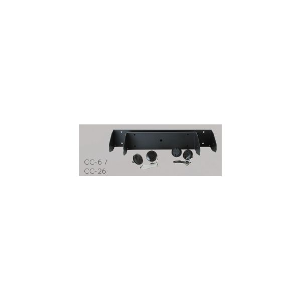 OHM CC-6 Wall, Ceiling Cradle, complete with Handwheels in White