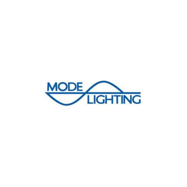 Mode LCD Fascia Plate (10 Buttons, Twin Gang, MK Aspect White)