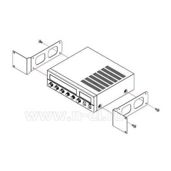 Inter-M - BKT-PA1000B - Rack Mount Kit for PA1000B