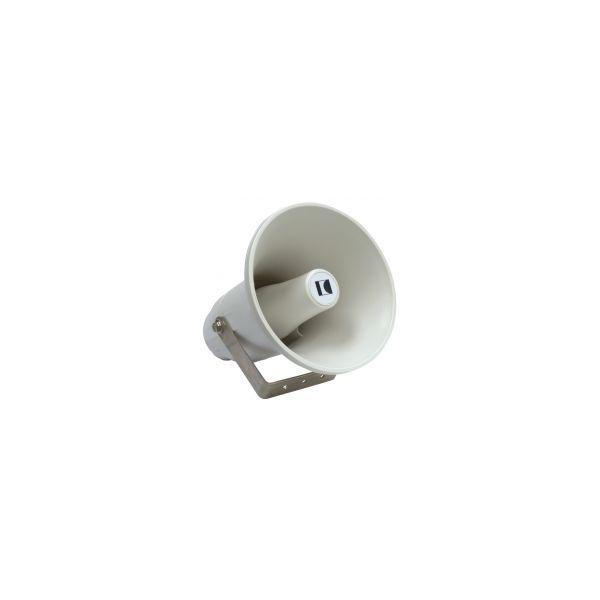 IC Audio - DK15T - IP66 15 - 7.5 - 3.75 - 1.87W 100v Horn Loudspeaker