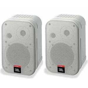 JBL Control 1 Pro (White) Pair