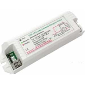 10-30W Maintained Emergency LED Lighting Enclosed Battery Driver Pack with 3W 3 hours Working Time