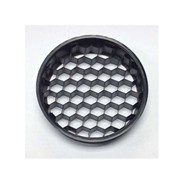 15w Led Dimmable Honeycomb Louver Track Light Fitting