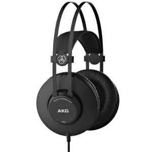 AKG K52 NEW CLOSED-BACK HEADPHONES