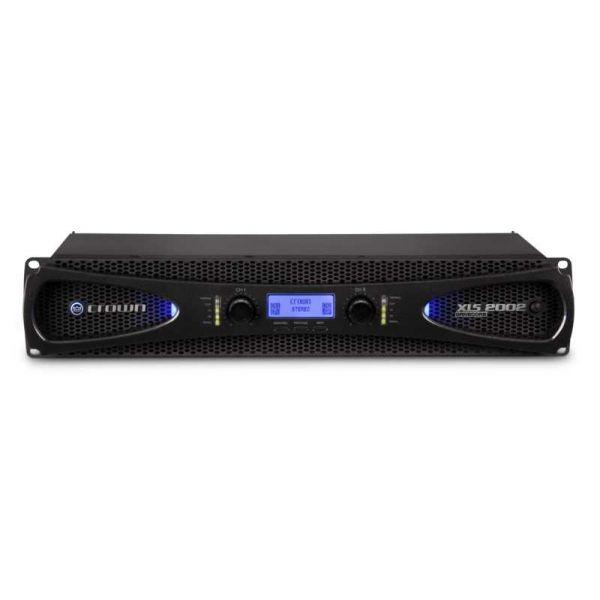 Crown XLS 2002 Two-channel, 650W @ 4Ω Power Amplifier