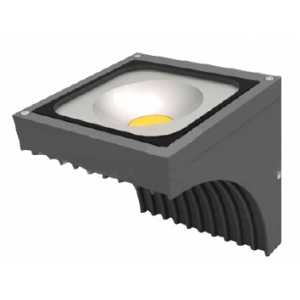 AK-401 LED - Architectural Wall Pack Light Fixture Wall-Light Down-Light or Up-Light - LED-401 Series