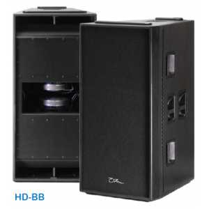 "OHM HD-BB - Compound Loaded 4 x 18"" Driver Subwoofer"